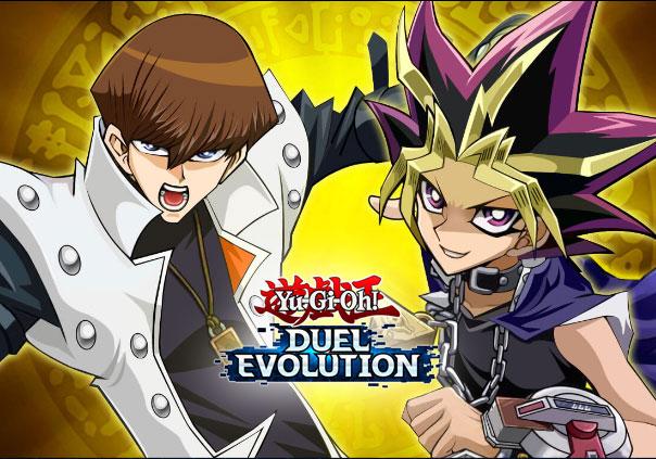Yu-Gi-Oh!: Duel Evolution Main Image