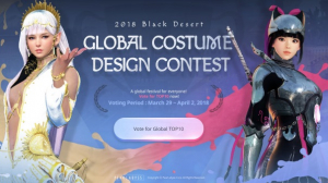 Black Desert S Global Costume Design Contest Voting Starts Today Mmohuts