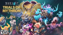 Duelyst - Trials of Mythron Expansion - New Units! - thumbnail