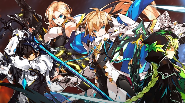Elsword PVP Update - Image