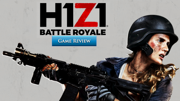 H1Z1 Review Header Image