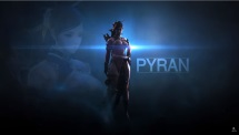 HIT New character PYRAN -thumbnail