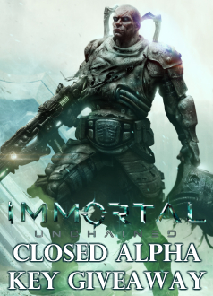 Immortal Unchained Closed Alpha Giveaway Column