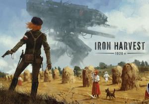 Iron Harvest Main Image