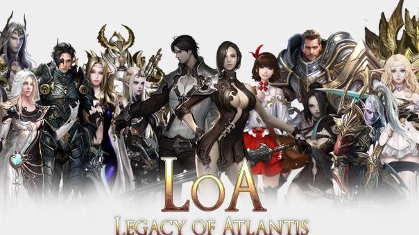 Legacy of Atlantis CBT News