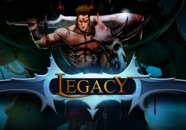 Legacy: Trading Card Game Game Profile Image