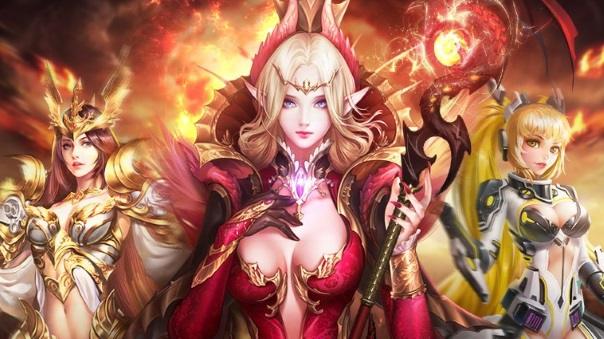 League of Angels II Embraces a Vital Update in 3.X.0 | MMOHuts  League of Angel...