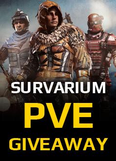 Survarium PVE Giveaway Column