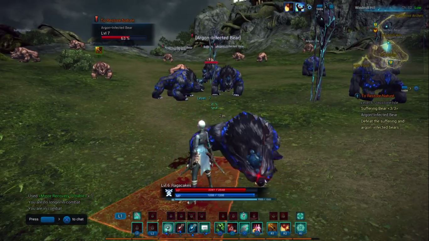 TERA Open Beta Thoughts