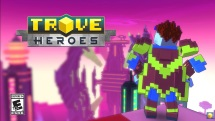 Trove – Heroes is Available Today! - thumbnail