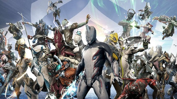 Warframe Population - Five Years News