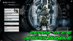 Zephyr Prime Access Bundle Thumbnail