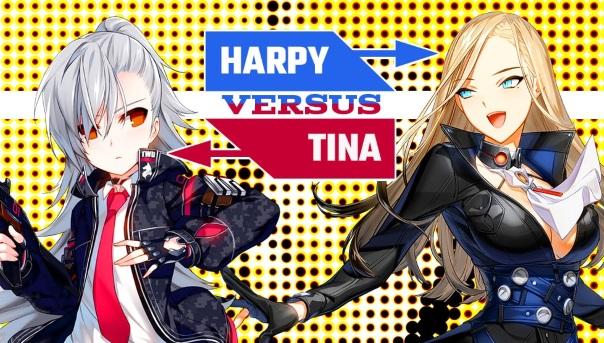 Closers - Tina vs Harpy - Image