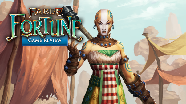 Fable Fortune Review Header