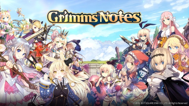 Grimms Notes Release News - Image