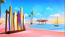 Horizon Chase - Hawaii Trailer - thumbnail