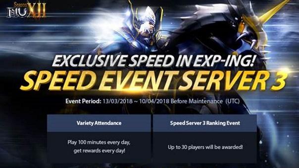 MU Online Speed Server News - Image