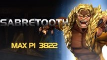 Marvel Contest of Champions -- Sabretooth Spotlight -thumbnail