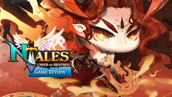 NTales Game Review Header