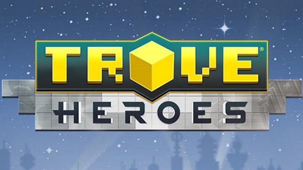 Trove - Heroes Logo - Image