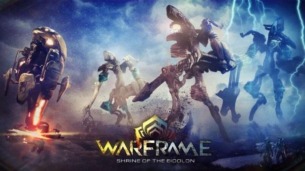 Warframe - Shrine of the Eidolon - Image