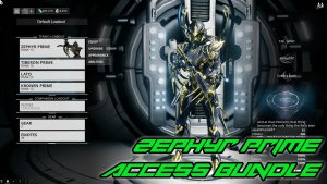Zephyr Prime Access Bundle Thumbnail