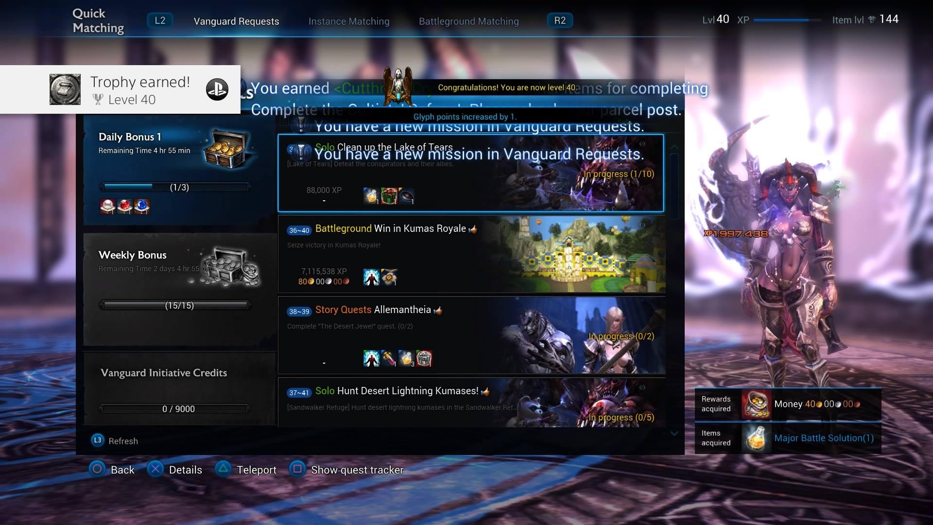 TERA - PS4 Review