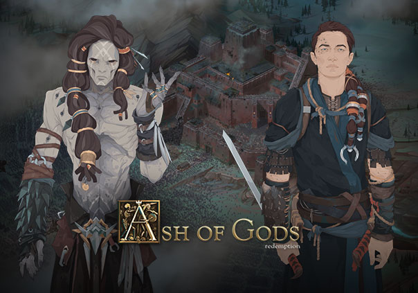 Ash of Gods Game Profile Image