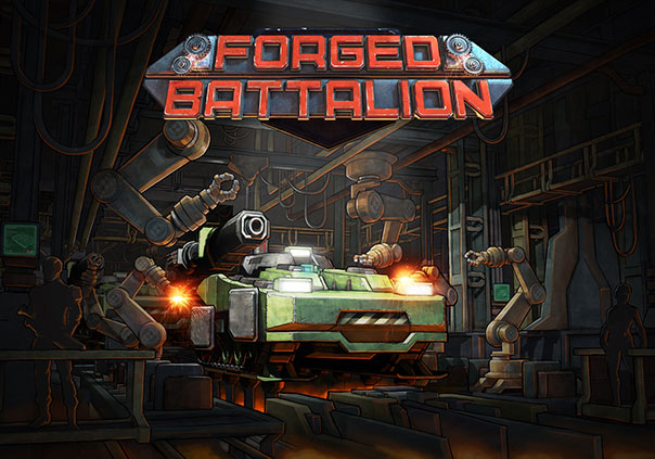 Forged Battalion Game Profile Banner