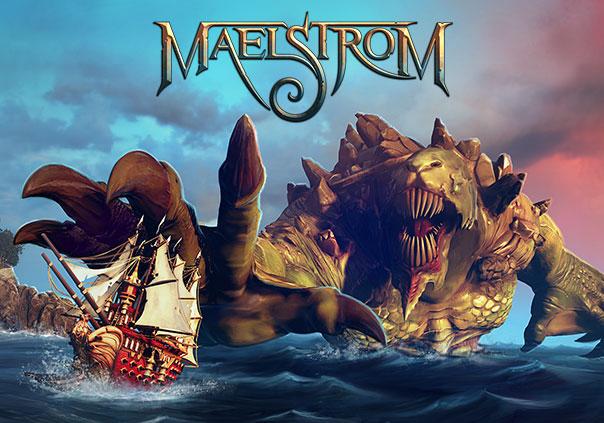 Malestrom Game Profile Banner