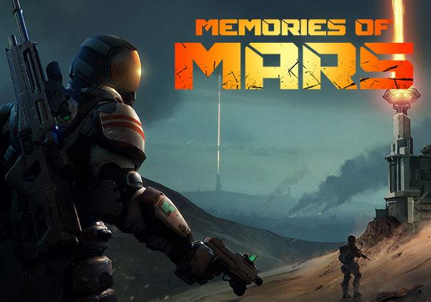 Memories of Mars Game Profile Banner