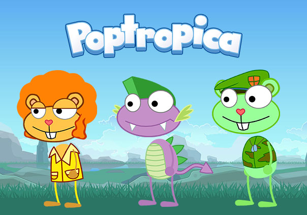 Poptropica Game Profile Image