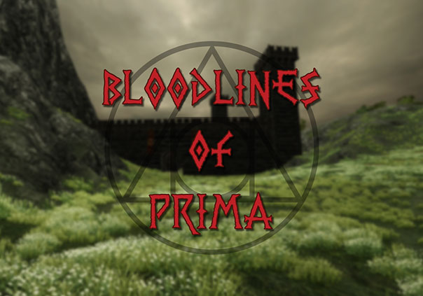 Bloodlines of Prima Game Profile Banner