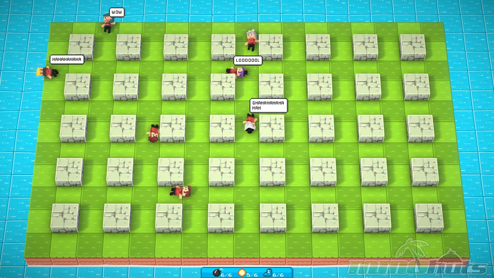 BombTag Screenshot