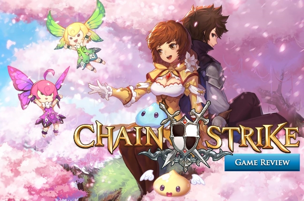 Chain Strike Review Header Image