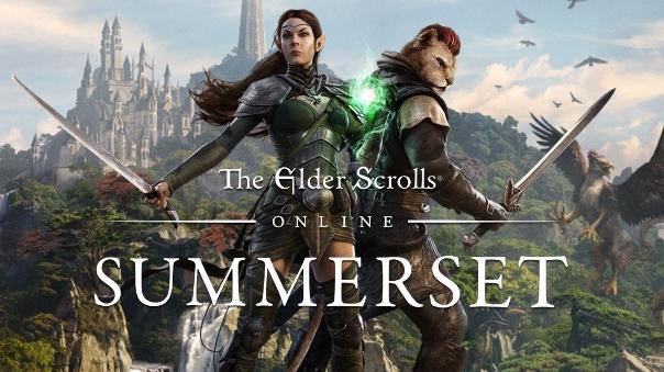 Elder Scrolls Summerset Header Image