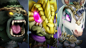 Happy Dungeons Trinity of Villains Thumbnail