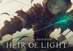 Heir of Light Game Profile Image
