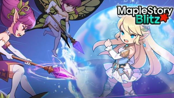MapleStory Blitz - Grand Battle - Image