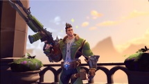 Paladins - Visual Rework - Viktor, The Lone Wolf -thumbnail