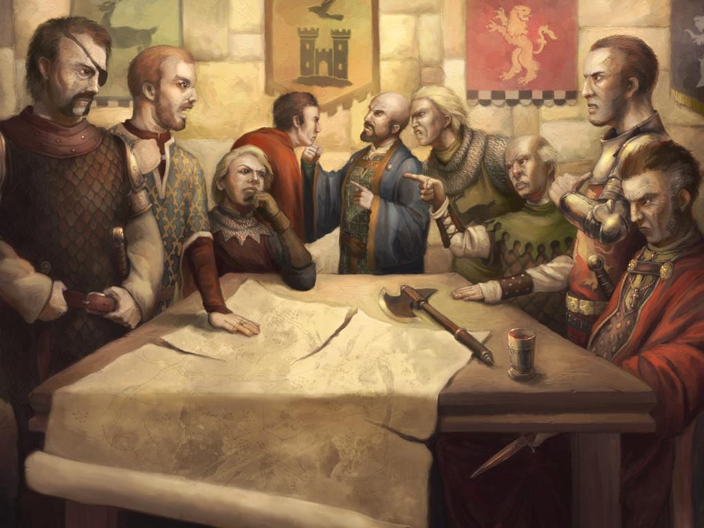 Stronghold Kingdoms Art