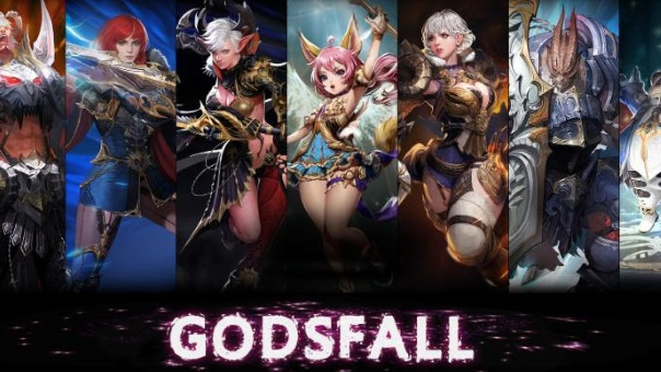 TERA - Godsfall