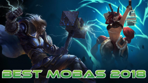 Colt takes a look at the top MOBAs of 2018!