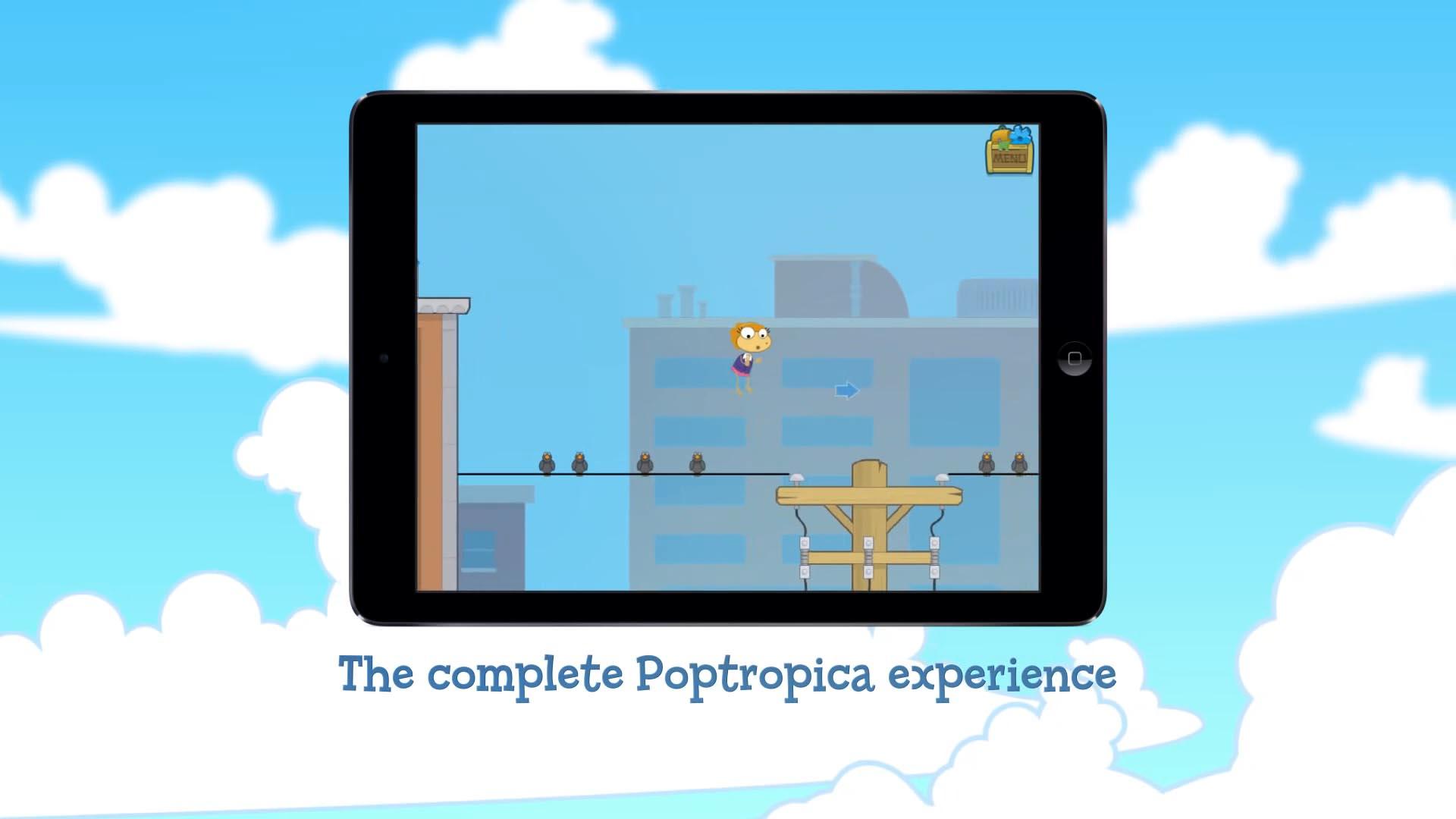 Poptropica Video Thumbnail
