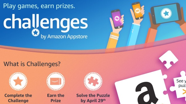 Amazion play games for prizes