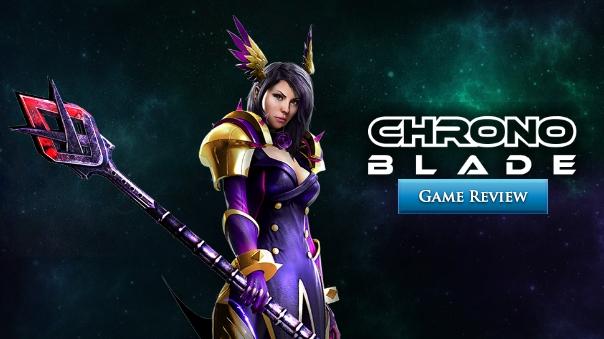 Chronoblade Review Header Image