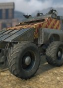 Crossout - Knight Riders - Thumbnail