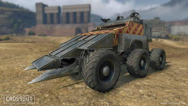 Crossout - Knight Riders