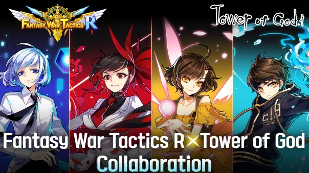 Fantasy War Tactics - Tower of God Crossover -Image
