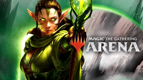 MTG Arena Header Image